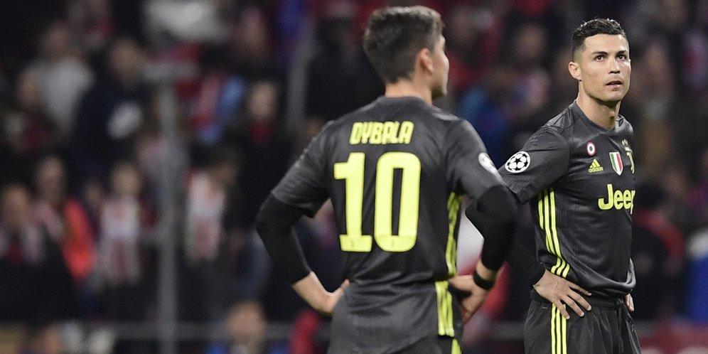 Allegri Pasang Badang Terkait Kritikan Yang Menghujani Ronaldo