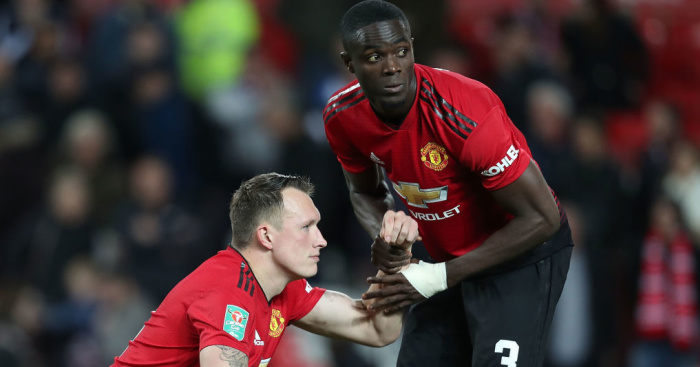 Manchester United Siap Lepas Eric Bailly!