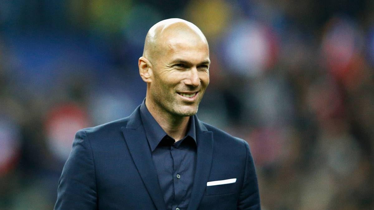 Zidane sudah pilih 3 pemain