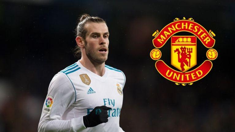 Gareth Bale Menunggu Tawaran Dari Manchester United.