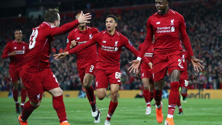 Liverpool Sukses ComeBack dan Lolos ke Final Liga Champions