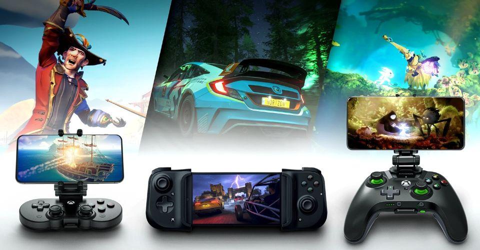 Microsoft Umumkan Aksesoris Gaming Xbox Mobile Baru